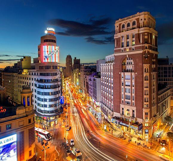 Planea un viaje barato en trenes AVE a Madrid en enero 2018