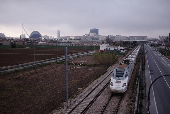 El 23 de enero de 2018 entra en servicio el AVE a Castellón