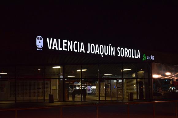 En servicio comercial el nuevo AVE de Castellón