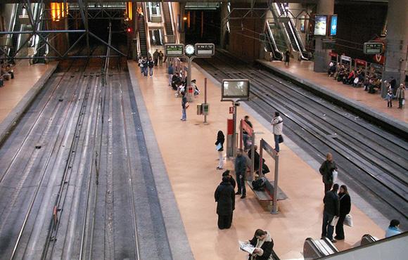 En 2017 aumentaron los viajeros de los trenes AVE a Córdoba