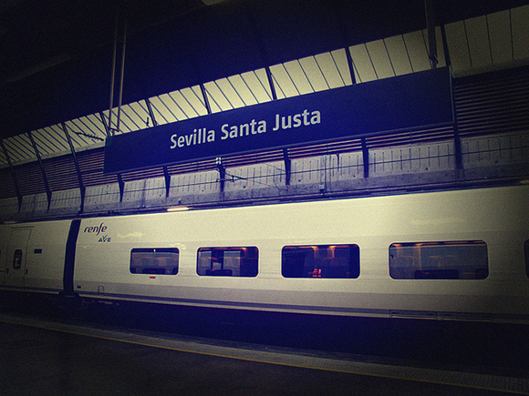 En 2017 aumentaron un 2% los usuarios de los trenes AVE Madrid Sevilla
