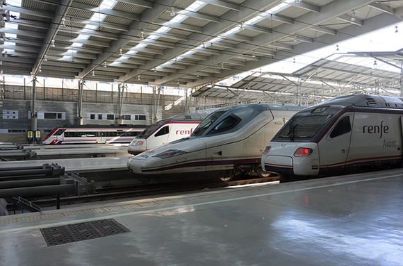 En 2018 siguen aumentado los viajes de negocios en trenes AVE