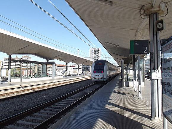 Finalizan las obras del Parc Central de la estación de trenes AVE de Girona