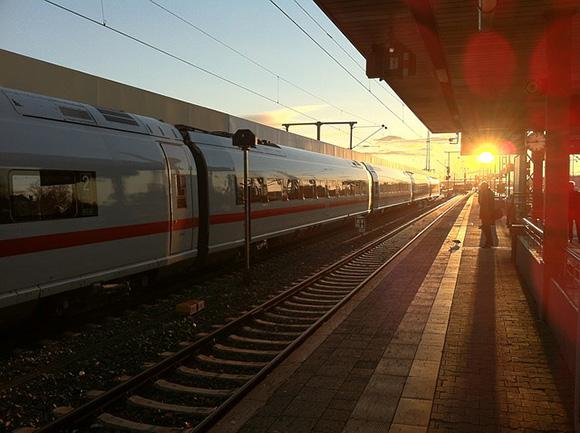 Los trenes AVE promocionan el TAC de Valladolid 2018
