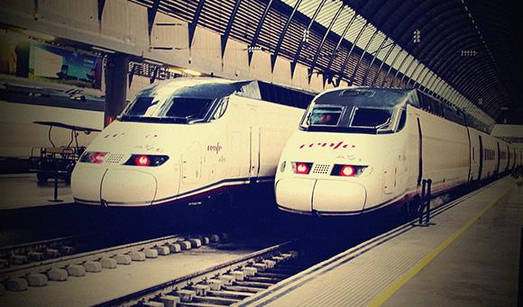 Visita las grandes ciudades en agosto 2018 con trenes AVE