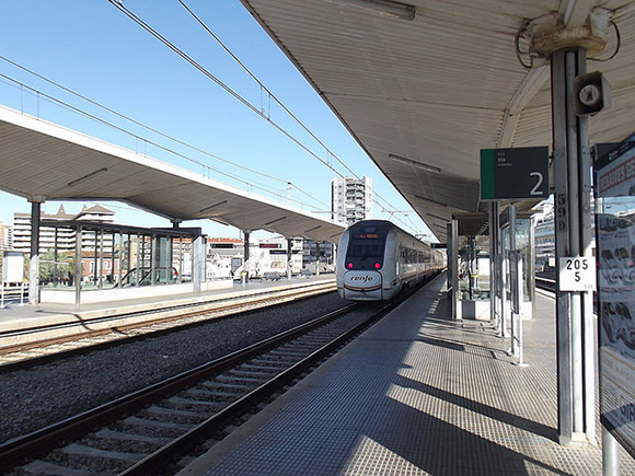 2 nuevos trenes AVE Valladolid Madrid en septiembre 2018