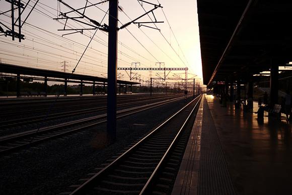 La situación del Corredor Mediterráneo de trenes AVE en 2021