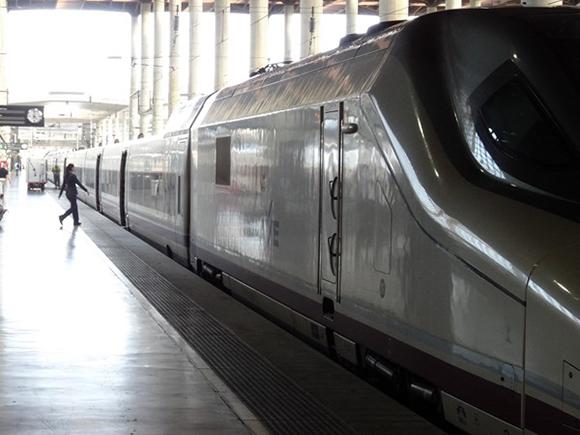 Las inversiones en trenes AVE de 2018 han sido mayores