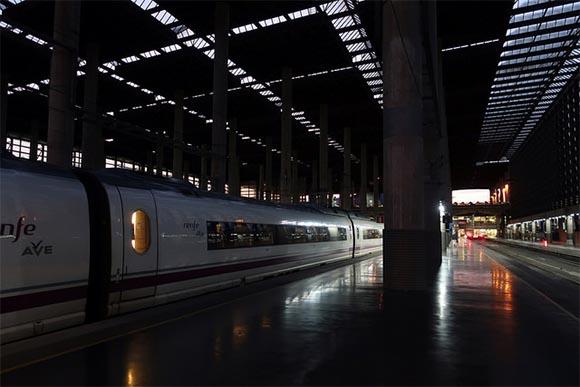 Los trenes AVE Valencia Madrid batieron su récord en 2018