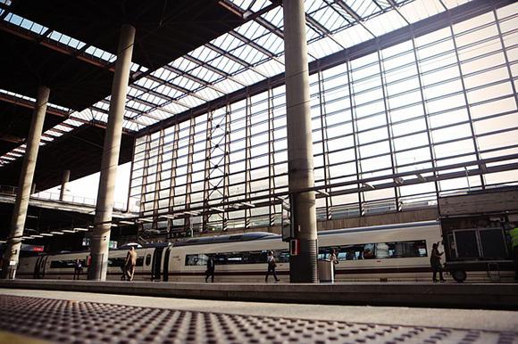 Las estaciones de trenes AVE con asistencias de Atendo hasta 2019