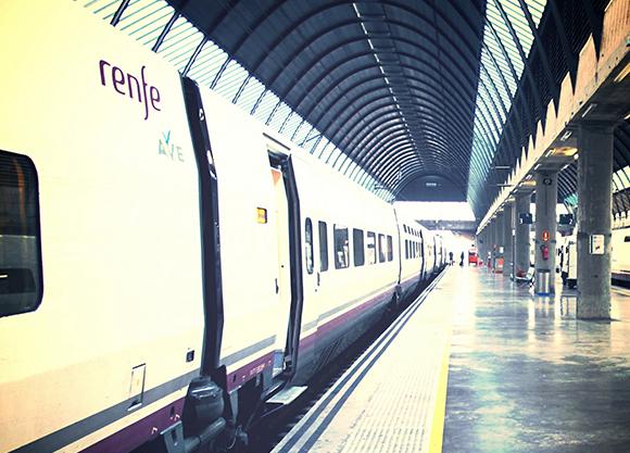 Servicios de mantenimiento en la línea AVE Madrid Valencia 2019