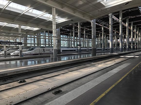 La estación de AVE de Córdoba ha cumplido 25 años en 2019
