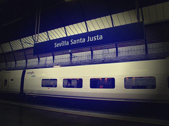 En 2019 aumentaron los usuarios de trenes AVE en Sevilla