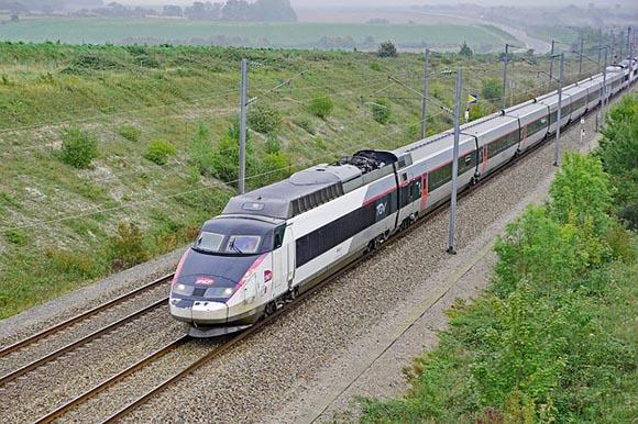 En 2020 los trenes AVE España Francia cumplen 7 años en servicio